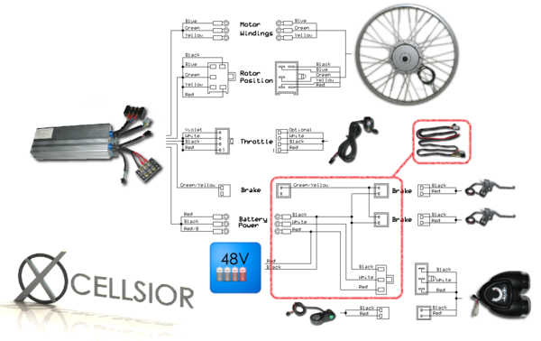 600px EBike_wiring_high_power e bike throttle wiring diagram e bike motor \u2022 wiring diagrams j Diagram Controller Electric Scooter at gsmportal.co